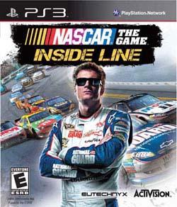 PS3 - Nascar Inside Line