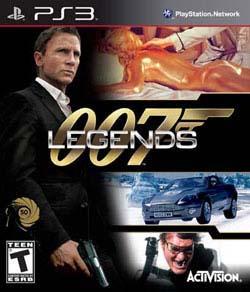 PS3 - 007 Legends