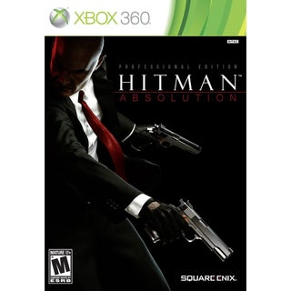 Xbox 360 - Hitman Absolution Professional Edition