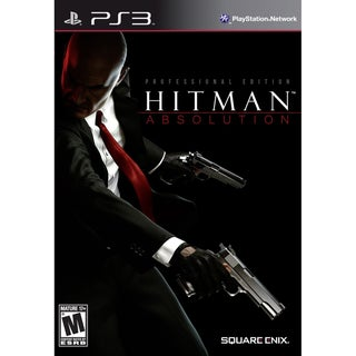 PS3 - Hitman Absolution Professional Edition