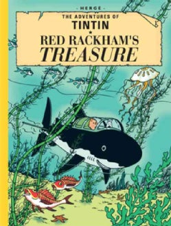 Red Rackham's Treasure (Hardcover)