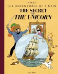 The Secret of the Unicorn: Collector's Giant Facsimile Edition (Hardcover)