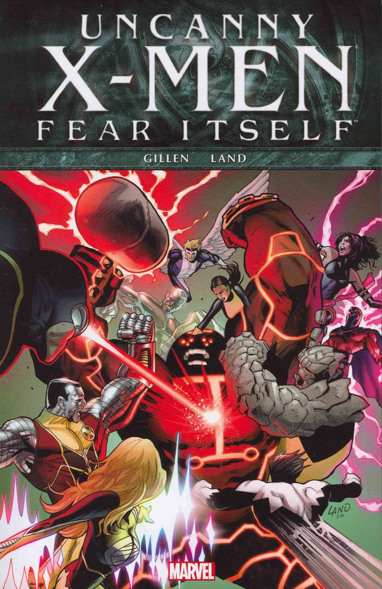 Fear Itself: Uncanny X-Men (Paperback)