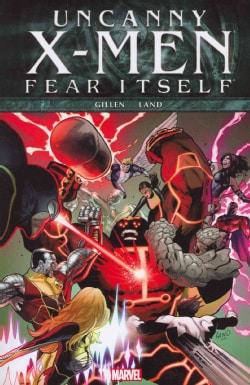 Fear Itself: Uncanny X-Men (Paperback)