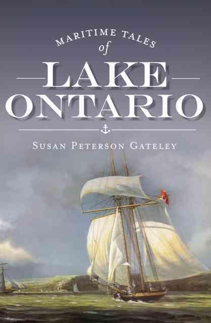 Maritime Tales of Lake Ontario (Paperback)