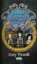 El carrusel de las sombras y los ninos espantosos / Skary Childrin and the Carousel of Sorrow (Paperback)