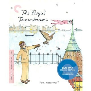 The Royal Tenenbaums (Blu-ray Disc)