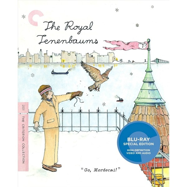 The Royal Tenenbaums (Blu-ray Disc) 9111525