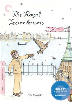 The Royal Tenenbaums - Criterion Collection (Blu-ray Disc)