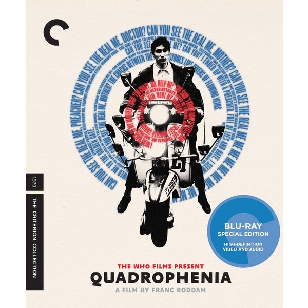 Quadrophenia (Blu-ray Disc) 9111619