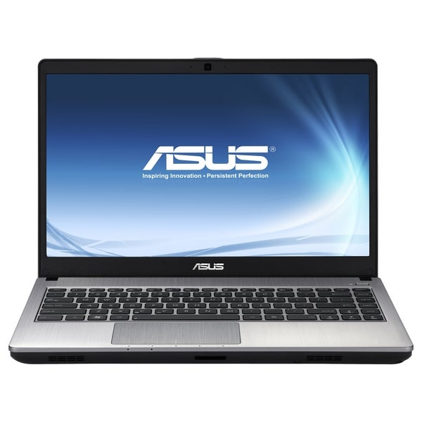 "Asus U47VC-DS51 14.1"" Notebook - Intel Core i5 (3rd Gen) i5-3210M Dua"