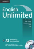 English Unlimited Elementary Teacher's Pack