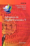 Advances in Digital Forensics V: Fifth IFIP WG 11.9 International Conference on Digital Forensics, Orlando, Flori... (Paperback)