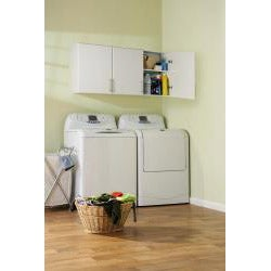 Prepac 'Winslow Elite' White 3-door Wall Cabinet