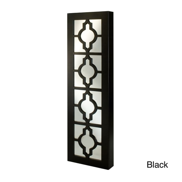 Dalton Home Collection Decorative Front Jewelry Armoire