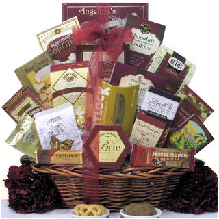 Chocolate Cravings:  Chocolate Gift Basket