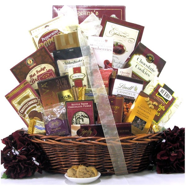Chocolate Madness Gift Basket