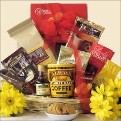 Rise and Shine Gourmet Breakfast: Gourmet Breakfast Gift Basket
