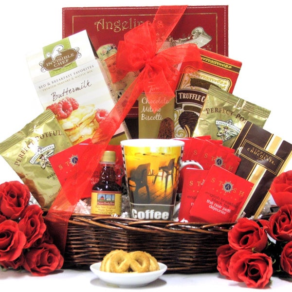 Rise and Shine Gourmet Breakfast Gift Basket