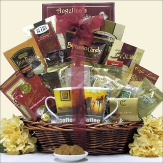 Extra Large Jumpin' Java: Gourmet Coffee Gift Basket