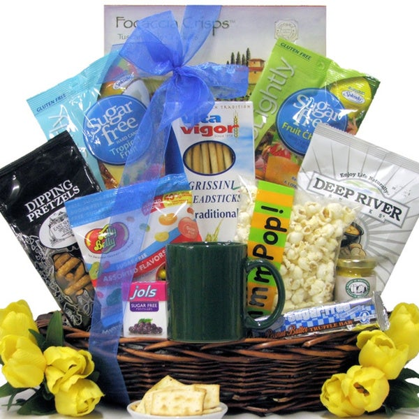 Great Arrivals Sugar Free Gourmet Gift Basket