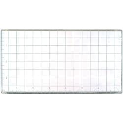 American Crafts Large Acrylic Block With Grid