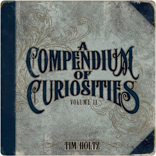 Tim Holtz Idea-Ology 'Compendium Of Curiosities 2' Book