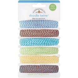 Doodlebug Doodle Twine 'Baby Boy' Assortment Pack