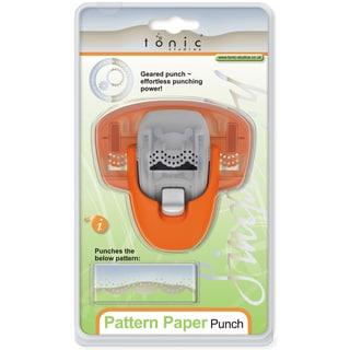 Simplicity Pattern Punch-Dotty Border