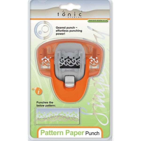 Simplicity Pattern Punch-Vine Border