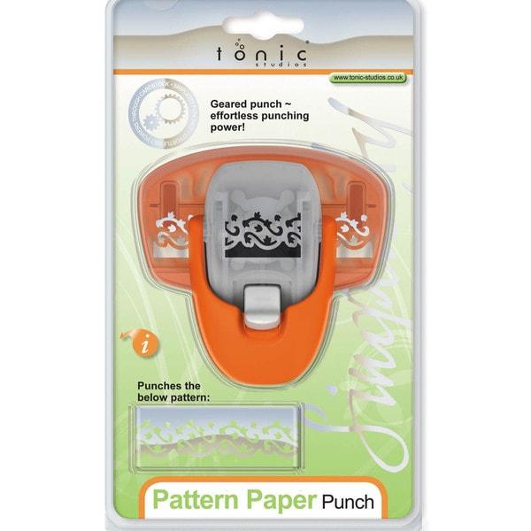 Simplicity Pattern Punch-Vine Border