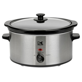 Kalorik 3.5-quart Slow Cooker (Refurbished)