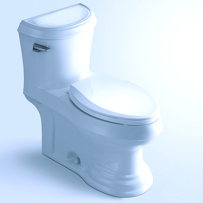 Olean Contemporary European Toilet With Single Flush And Soft Closing