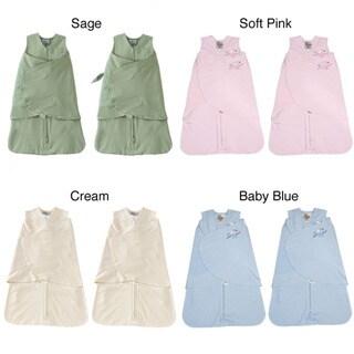 Halo Cotton Swaddle SleepSack (Pack of 2)