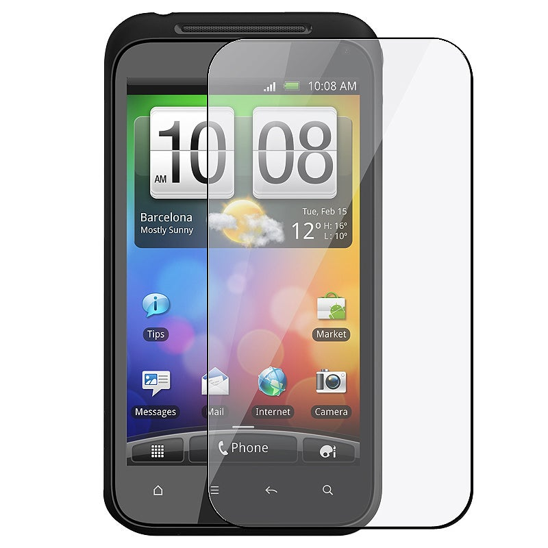 INSTEN Clear Screen Protector for HTC Incredible S