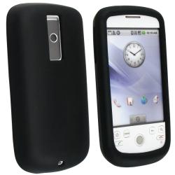 BasAcc Black Silicone Skin Case for HTC Magic/ T-Mobile MyTouch 3G