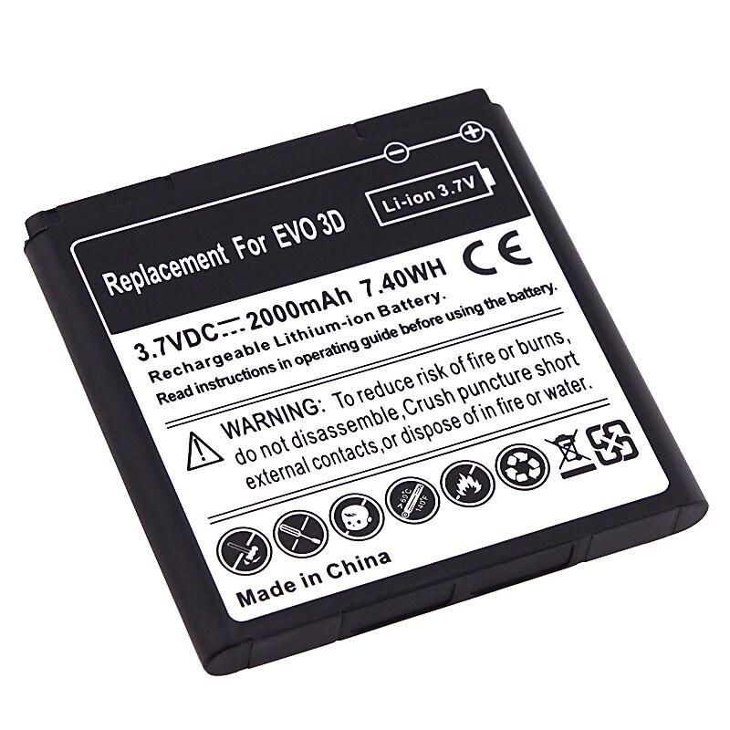 INSTEN Compatible Li-Ion Battery for HTC EVO 3D