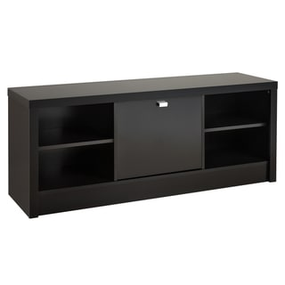 Black Valhalla Designer Series Cubbie Bench with Door