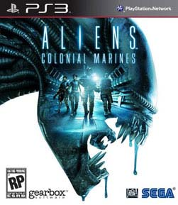 PS3 - Aliens Colonial Marines