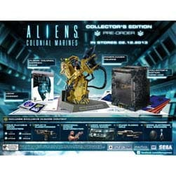 PS3 - Aliens Colonial Marines Collector's Edition