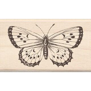Inkadinkado 'Big Butterfly' Mounted Rubber Stamp