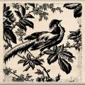 Inkadinkado 'Asian Pheasant' Mounted Rubber Stamp