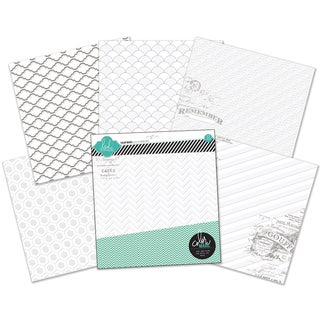 Color Magic 12 inch by 12 inch Resist Paper Pack (Pack of 12)