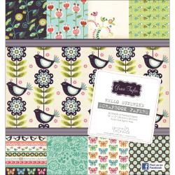 Grace Taylor Collection 'Hello Sunshine' Paper Pad 12X12in