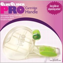 Clear Glueglider Pro Handle (empty)