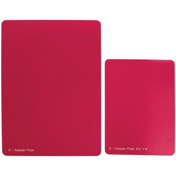Grand Calibur Spacer 8.5X12.25in-Raspberry