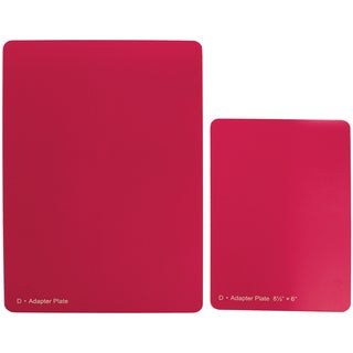 Grand Calibur Spacer 8.5X12.25in-Raspberry