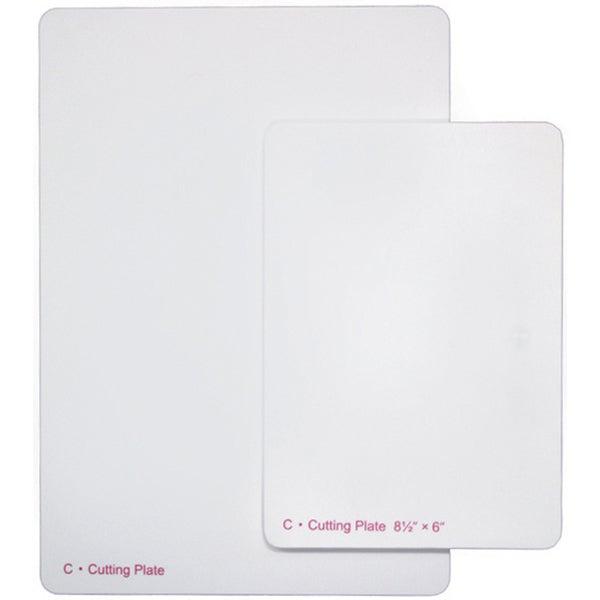 Spellbinders Grand Calibur Junior White Plastic Cutting Plate