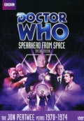 Doctor Who: Ep. 51- Spearhead From Space (DVD)