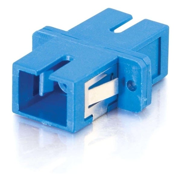 C2G SC/SC F/F Simplex Fiber Coupler